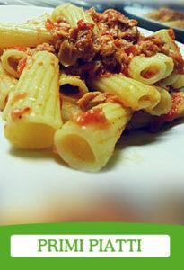 Primi piatti con i pomodori secchi. Pasta con pomodori secchi, Primi piatti (pasta, risotti) con i Pomodori e Pomodorini Secchi Bio Siciliani Agriblea