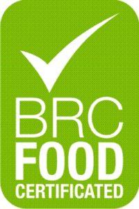 BRC FOOD CERTIFICATED - Certificazioni Agriblea