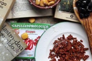 capuliato di pomdori bio secchi siciliani