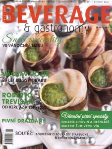 Agriblea recensita su Beverage & Gastronomy - Repubblica Ceca