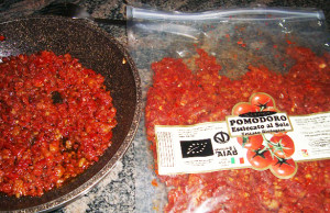 Capuliato - Pomodori Secchi Tritati - Agriblea