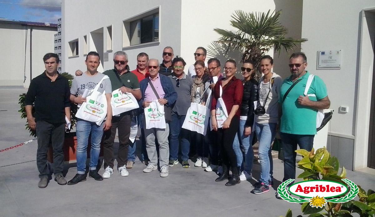 Delegazione del Consorzio Tutela Radicchio di Chioggia