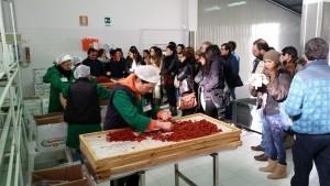 Università di Catania in visita