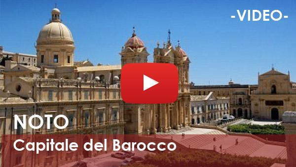 Noto, capitale del barocco siciliano e patrimonio dell'umanità