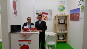 Stand Agriblea al Biofach 2016