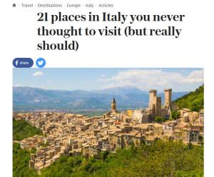 Visitate Ragusa, Modica e Noto: parola di Telegraph.