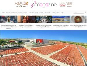 Pomodori secchi su 361 Magazine online
