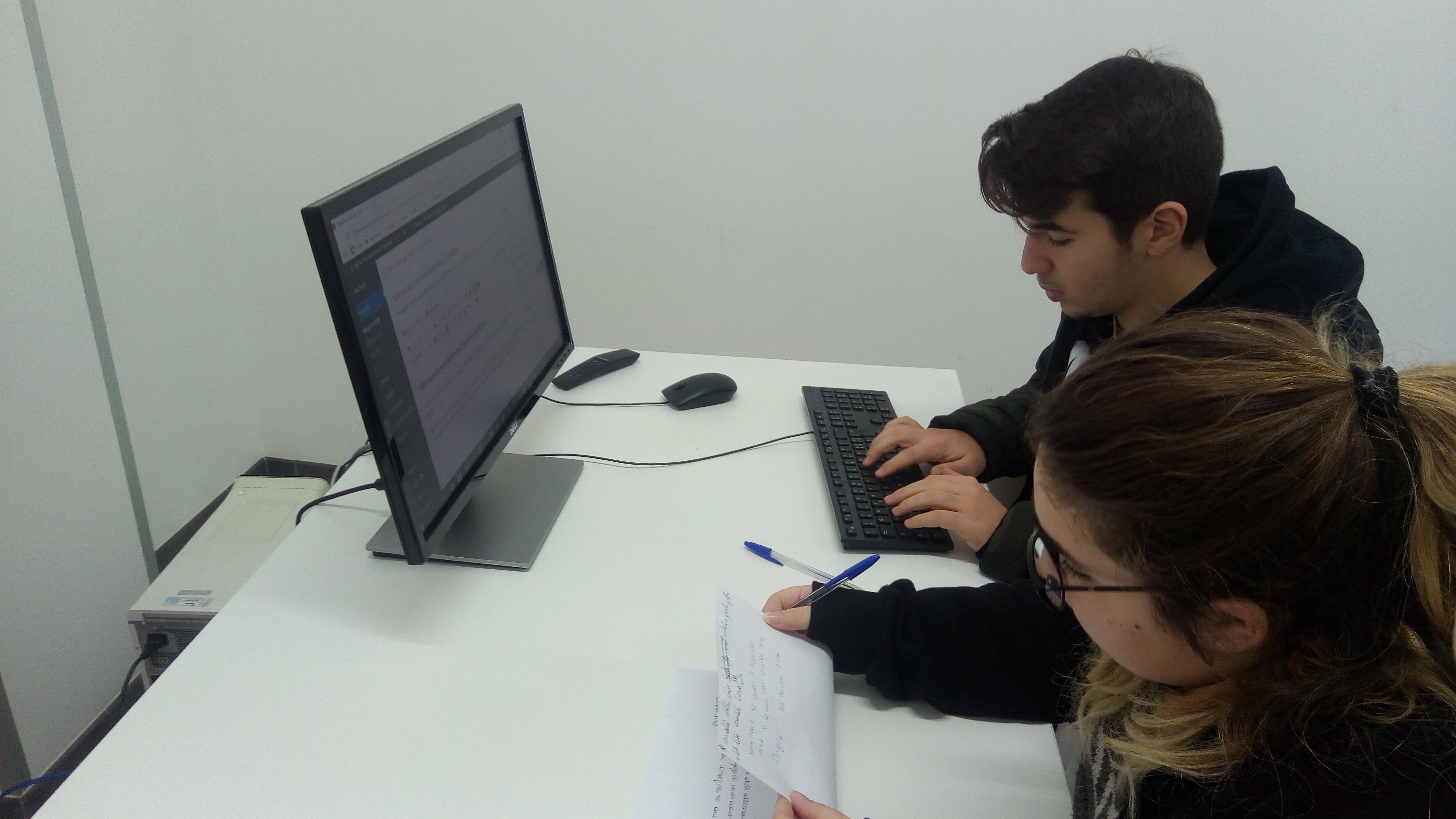 Alternanza scuola lavoro presso Agriblea