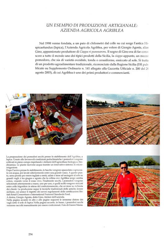 Agriblea - Oro Rosso D'Italia
