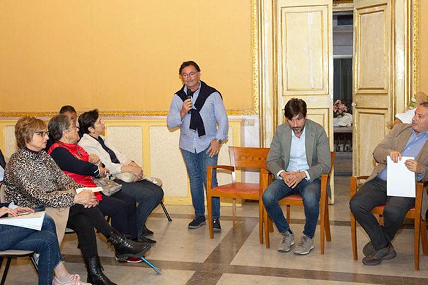 Gino Agosta - presentazione del libro