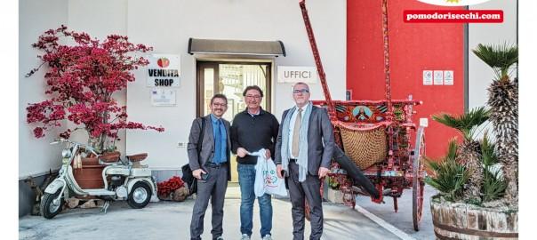Agriblea visita Cuba ambasciatore Jose' Carlos Rodriguez Ruiz