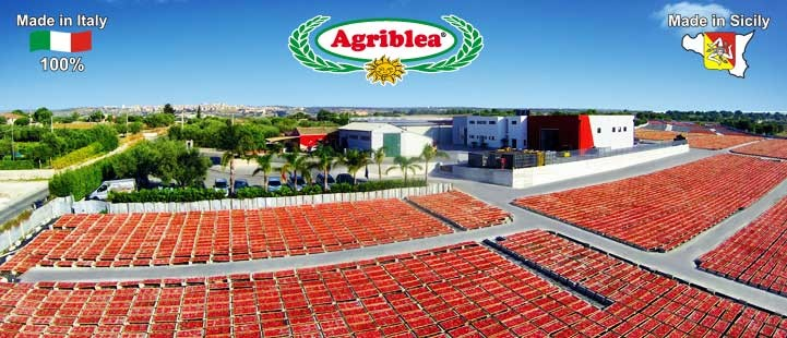 Agriblea Sun dried tomatoes panorama
