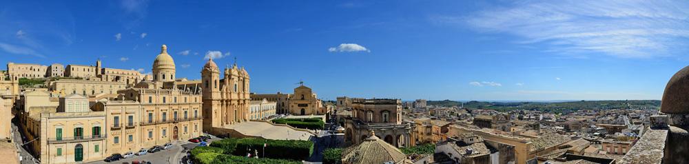Noto capitale del barocco siciliano