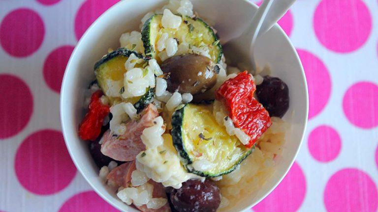 Riso freddo con Pomodori Secchi BIO - Agriblea