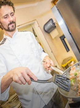 Chef Max Noacco - Il Tiglio Veg