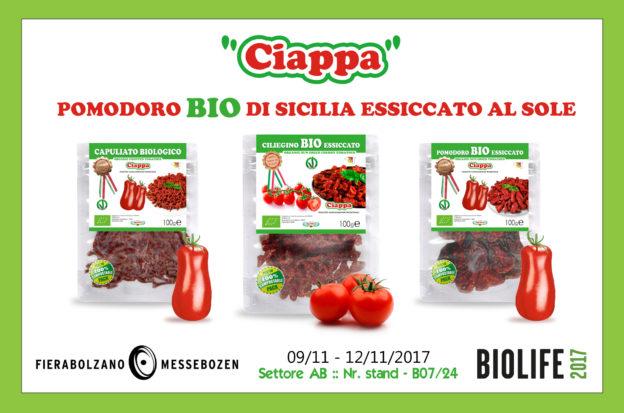 Agriblea sarà presente al BIOLIFE 2017 BOLZANO Bozen