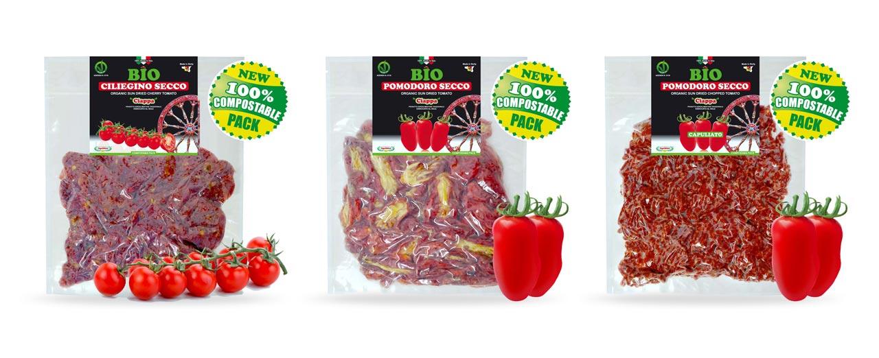 Pomodori secchi bio a fa la cosa giusta MIlano