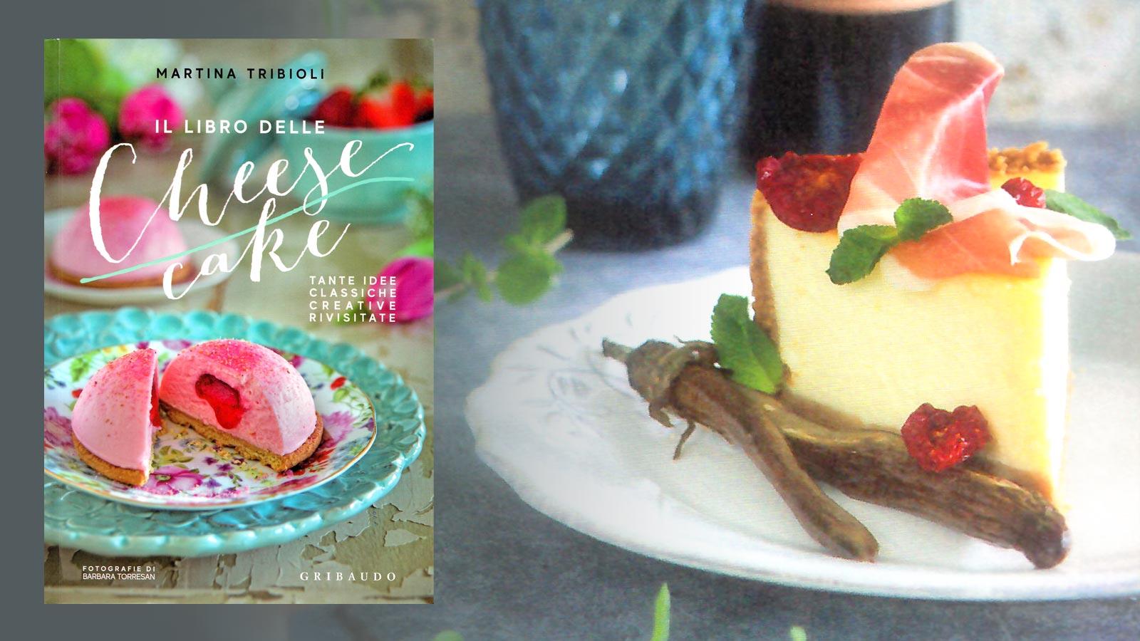 Cheesecake estiva con Pomodori Secchi BIO