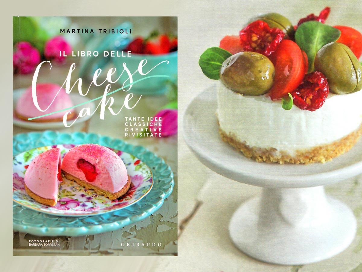 Cheesecake pugliese con pomodori secchi
