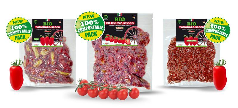 Pomodori secchi Bio Agriblea, pomodoro secco, ciliegino secco e capuliato
