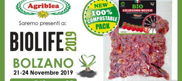 BIOLIFE 2019 Bolzano | Pomodori Secchi BIO Agriblea