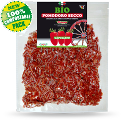 Busta 100% Compostabile Biodegradabile - CAPULIATO