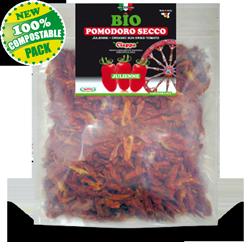 Busta 100% Compostabile Biodegradabile - JULIENNE