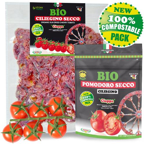 ciliegino secco - pomodorini secchi bio agriblea