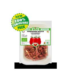 Vassoio 100% Compostabile biodegradabile - JULIENNE
