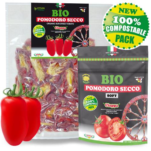 Pomodori secchi bio Ciappa - Agriblea