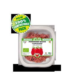 Vassoio 100% Compostabile biodegradabile -CAPULIATO