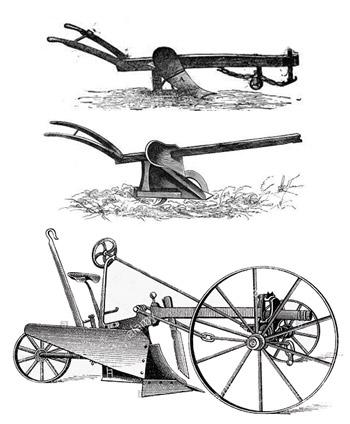 le macchine da lavoro agricole