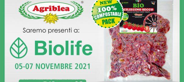 """""""BIOLIFE 2021 Bolzano Pomodori Secchi BIO Agriblea"""